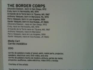 Border Corps_Paletero Cart - MOCA La Jolla_June 2010_06